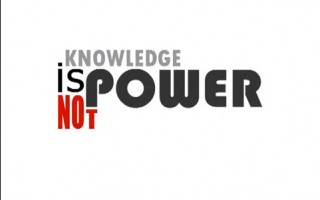 Knowledge is Not Power - Sales Performance International